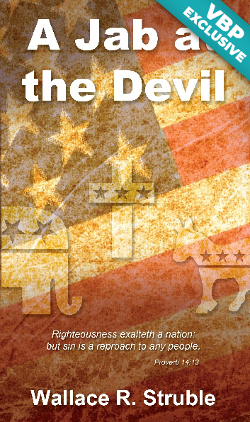 A Jab at the Devil, by Wallace R. Struble