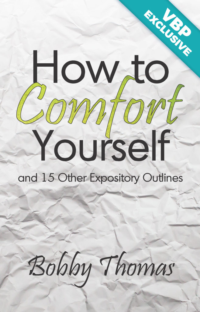 How to Comfort Yourself