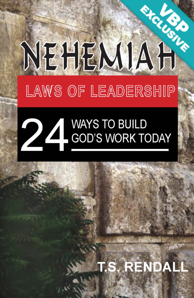 Nehemiah: Laws of Leadership