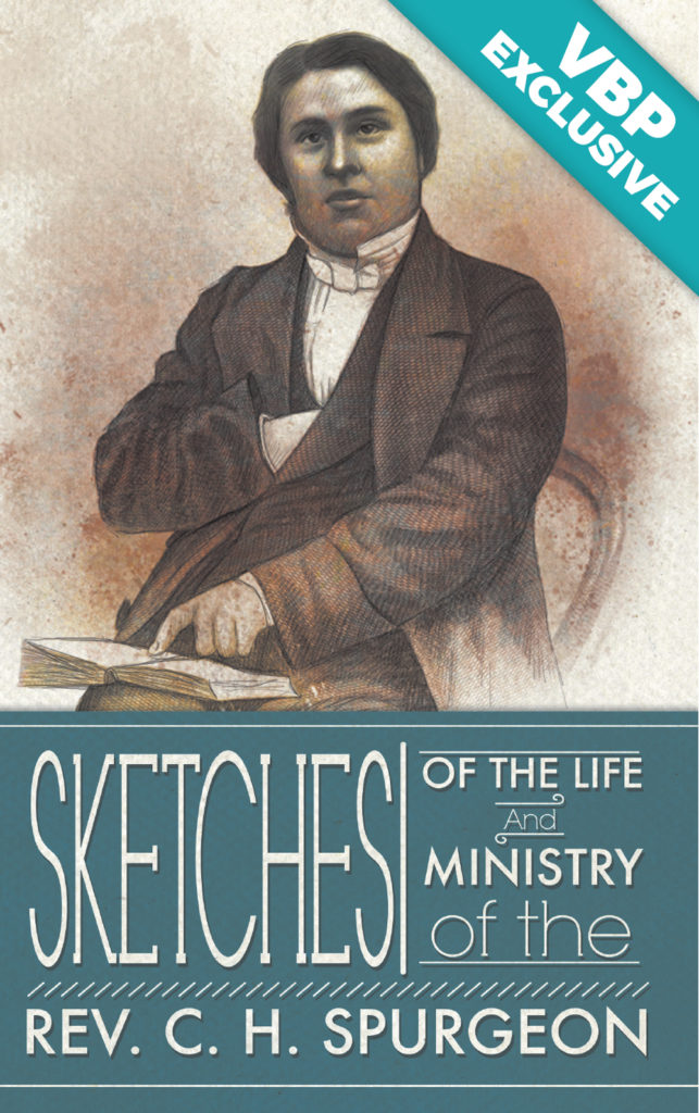 Sketches of Spurgeon