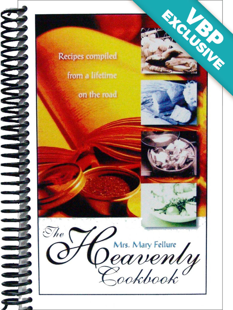 The Heavenly Cookbook