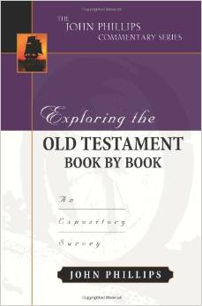 Exploring the Old Testament Book by Book Cover