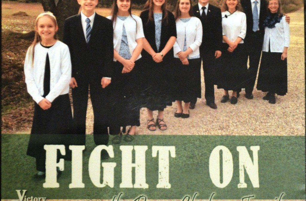 Fight On & Declare His Glory | The Duane Cleghorn Family