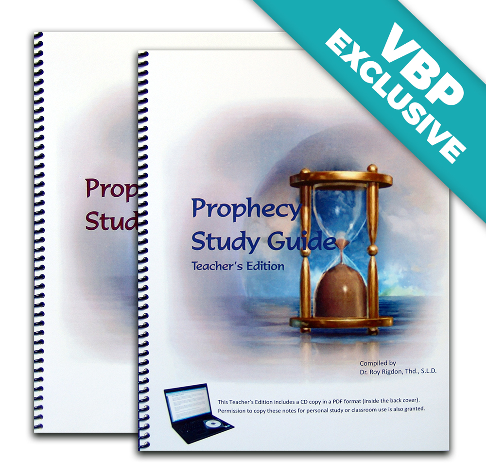 Prophecy Study Guides