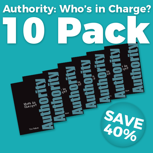 Authority: Who's in Charge? Wholesale