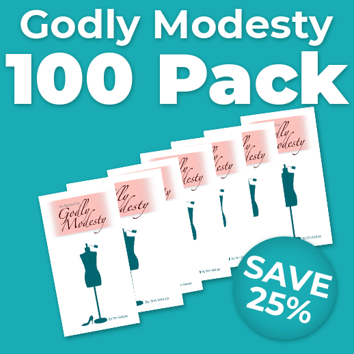 Godly Modesty Wholesale Pack
