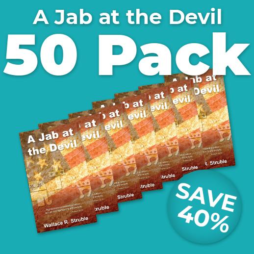 A Jab at the Devil Wholesale Pack
