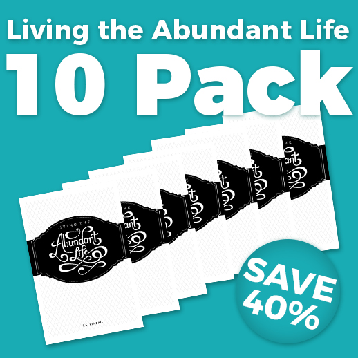 Living the Abundant Life Wholesale