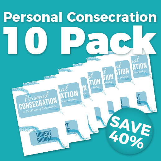 Personal Consecration Wholesale