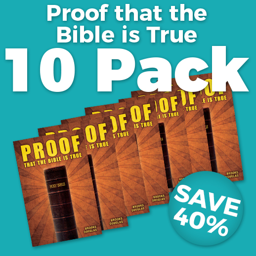 Proof that the Bible is True Wholesale