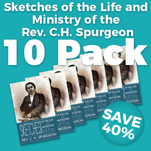 Sketches of the Life and Ministry of Spurgeon Wholesale