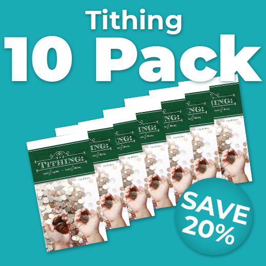 Tithing 10 Pack Wholesale
