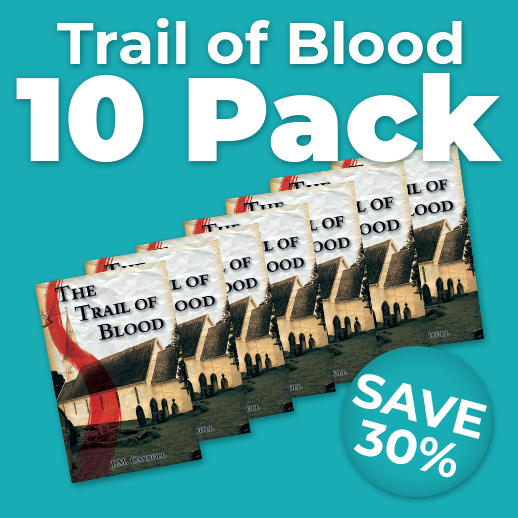 Trail of Blood Wholesale