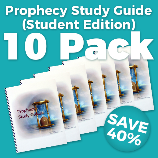 Prophecy Study Guide Student Edition 10 Pack Wholesale
