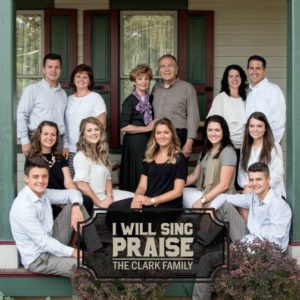 I Will Sing Praise | The Clark Family