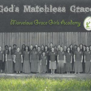 God's Matchless Grace | Marvelous Grace Girls Academy