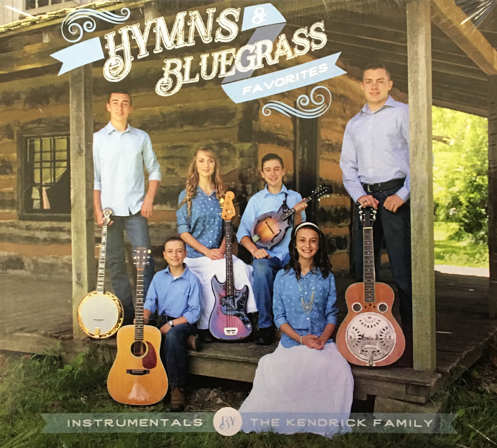 Hymns & Bluegrass Favorites | The Kendricks