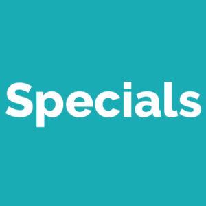 Specials Category