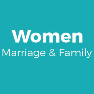 Women Marriage and Family Category