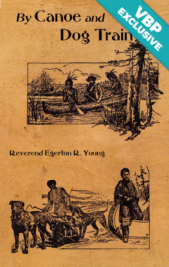 By Canoe and Dog Train Book Cover