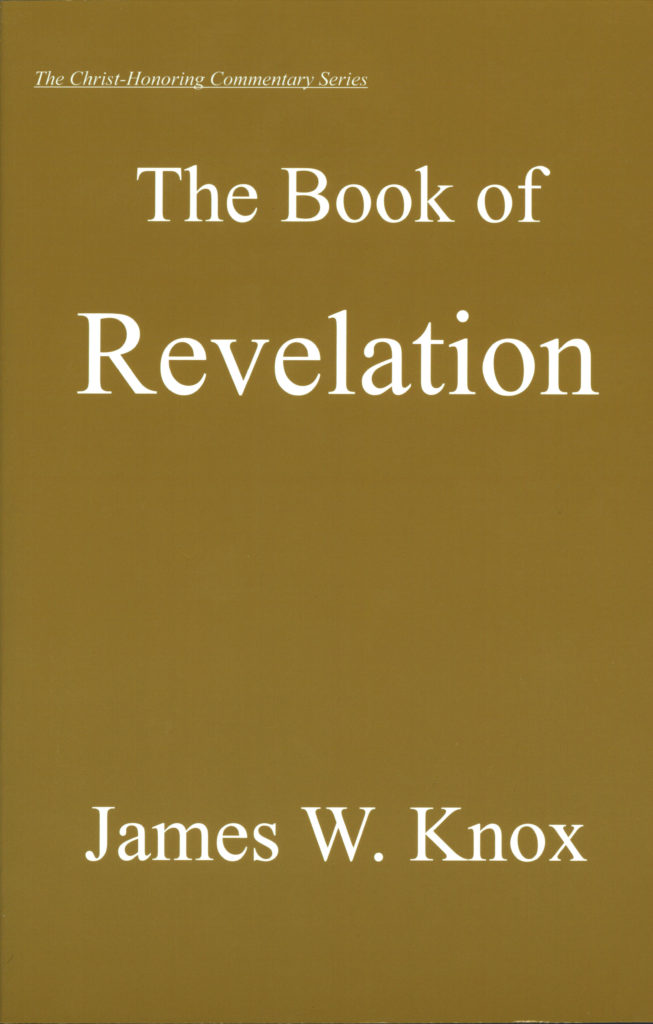 The Book of Revelation Book Cover
