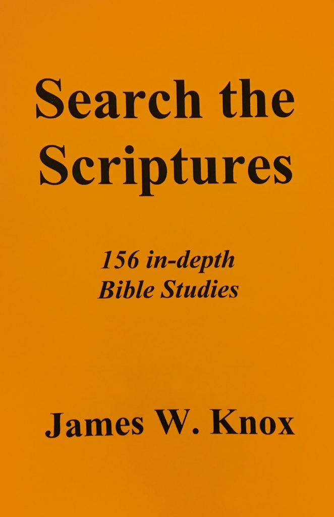 Search the Scriptures Book Cover
