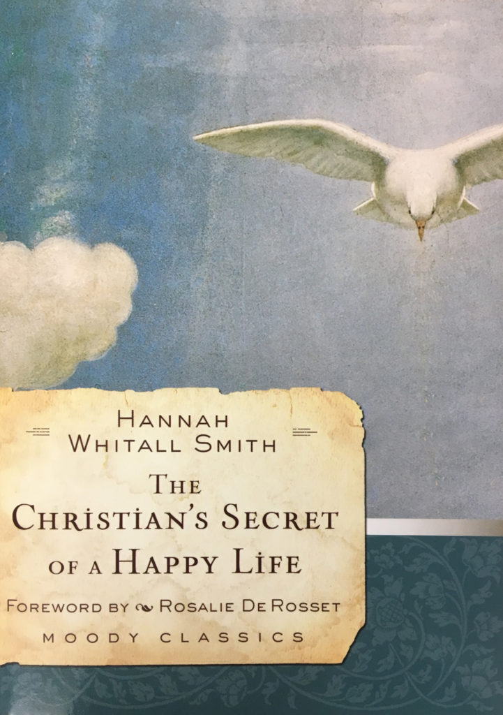 The Christian's Secret of a Happy Life Book Cover