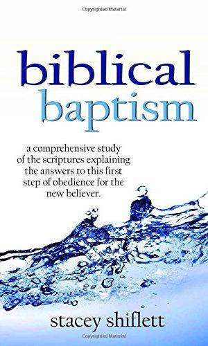 Biblical Baptism