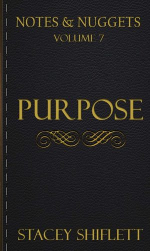 Notes & Nuggets Volume 7: Purpose