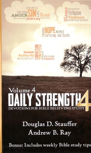Daily Strength Volume 4