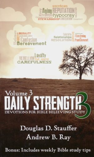 Daily Strength Volume 3
