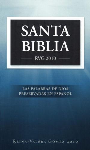 Santa Biblia RVG 2010