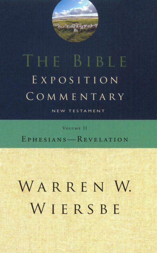 The Bible Exposition Commentary Eph-rev.
