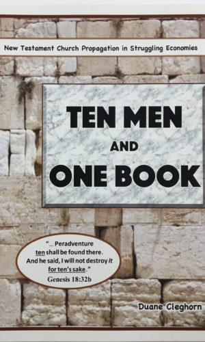 Ten Men and One Book