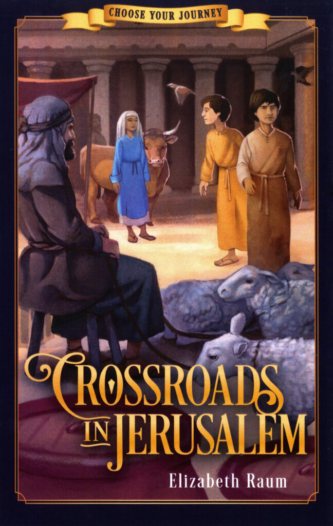 Crossroads in Jerusalem