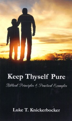 Keep Thyself Pure