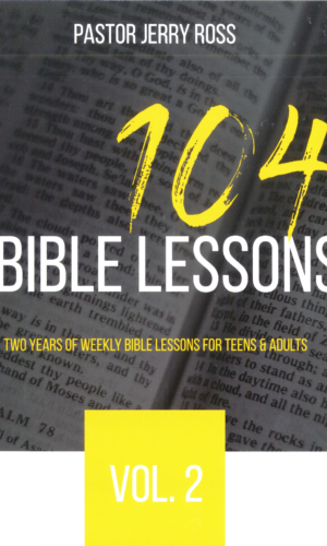 104 Bible Lessons Vol. 2