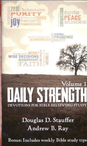 Daily Strength Volume 1