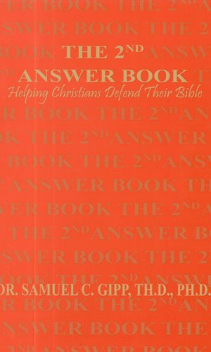 The Second Answer Book