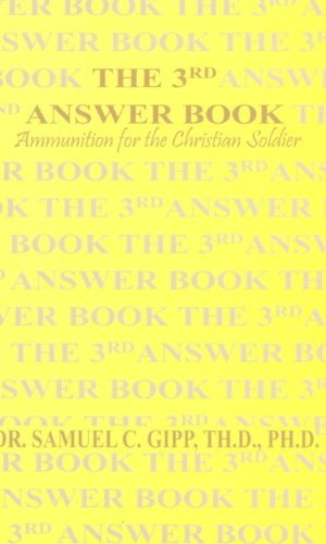 The Third Answer Book
